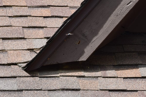 Carpenter Bee Damage To A House